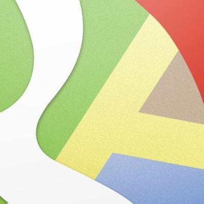 Google Maps Header