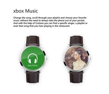 Microsoft Smartwatch Konzept 08