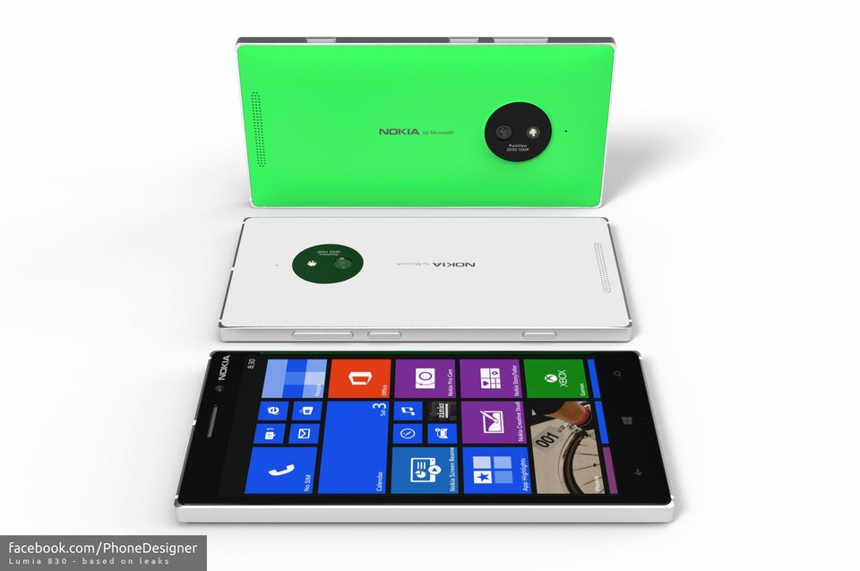 Nokia Lumia 830 Konzept (1)