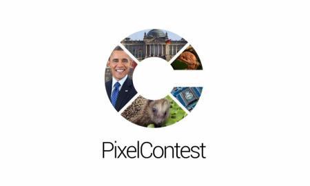 PixelContest Logo Header