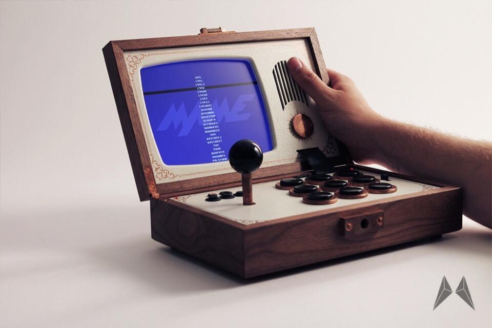 R-Kaid-R: Interessante Spielekonsole zu einem uninteressanten Preis