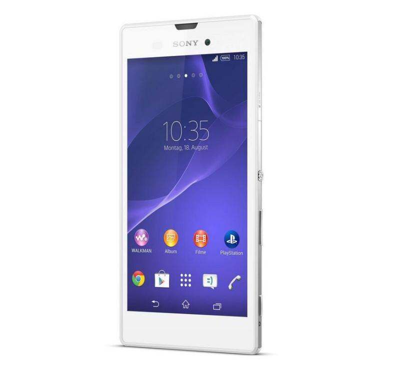Sony Xperia Style Weiß