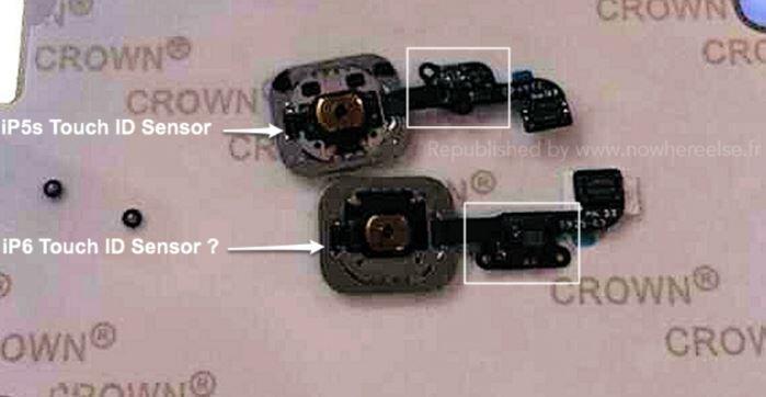 TouchID Sensor