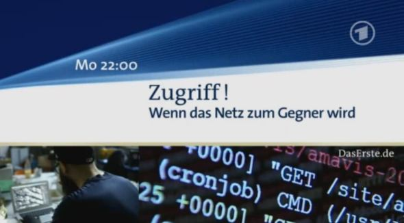 Zugriff ARD Reportage