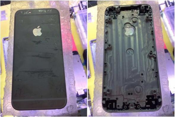 iPhone 6 Back Black