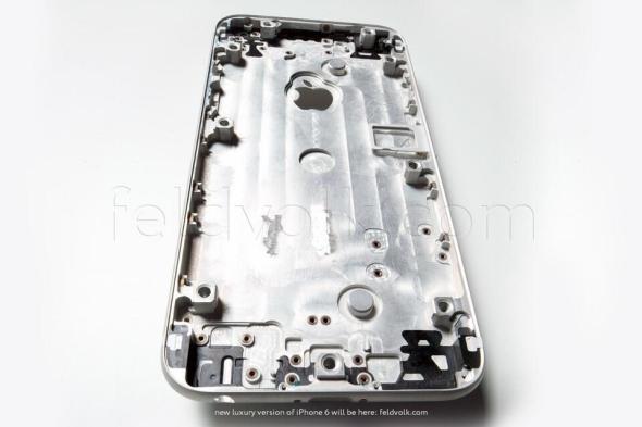 iPhone 6 Back Header