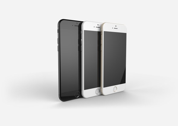 iPhone 6 Mockup (1)