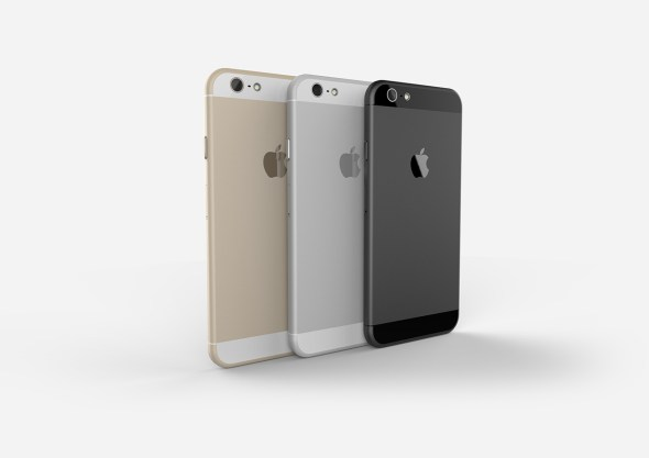 iPhone 6 Mockup (2)
