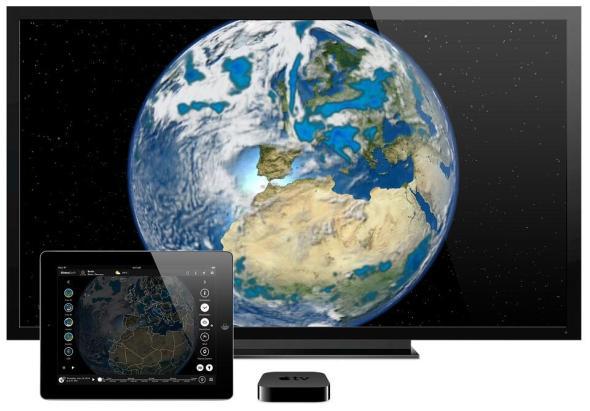 meteoearth apple tv