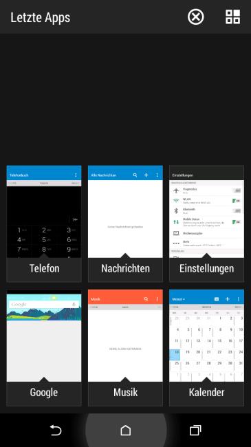 HTC One mini 2 Screenshots (1)