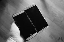 HTC One mini Größe (2)