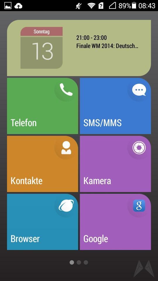 Huawei Ascend G6 Screens (11)