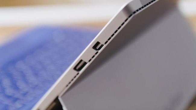 Microsoft Surface 3 Pro - Ausgänge