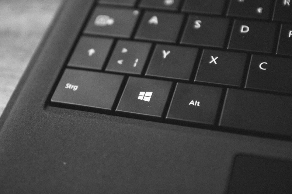 Microsoft Surface 3 Pro - Tastatur