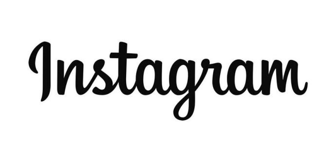 Instagram Logo Header