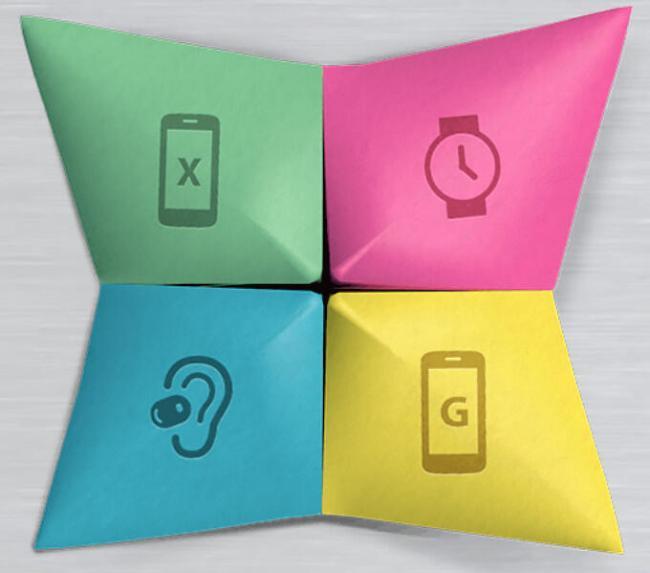 Motorola IFA Event Header