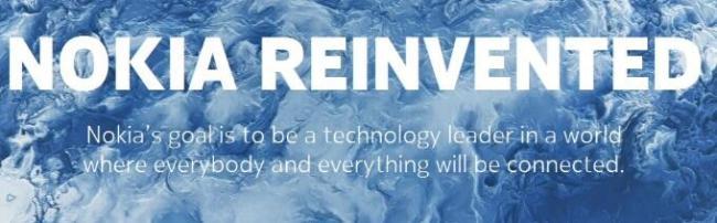 Nokia Reinvented