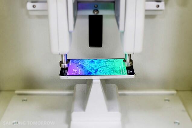Samsung Galaxy Alpha Produktion (1)