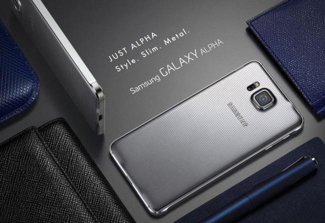 Samsung Gear Alpha Produktbild