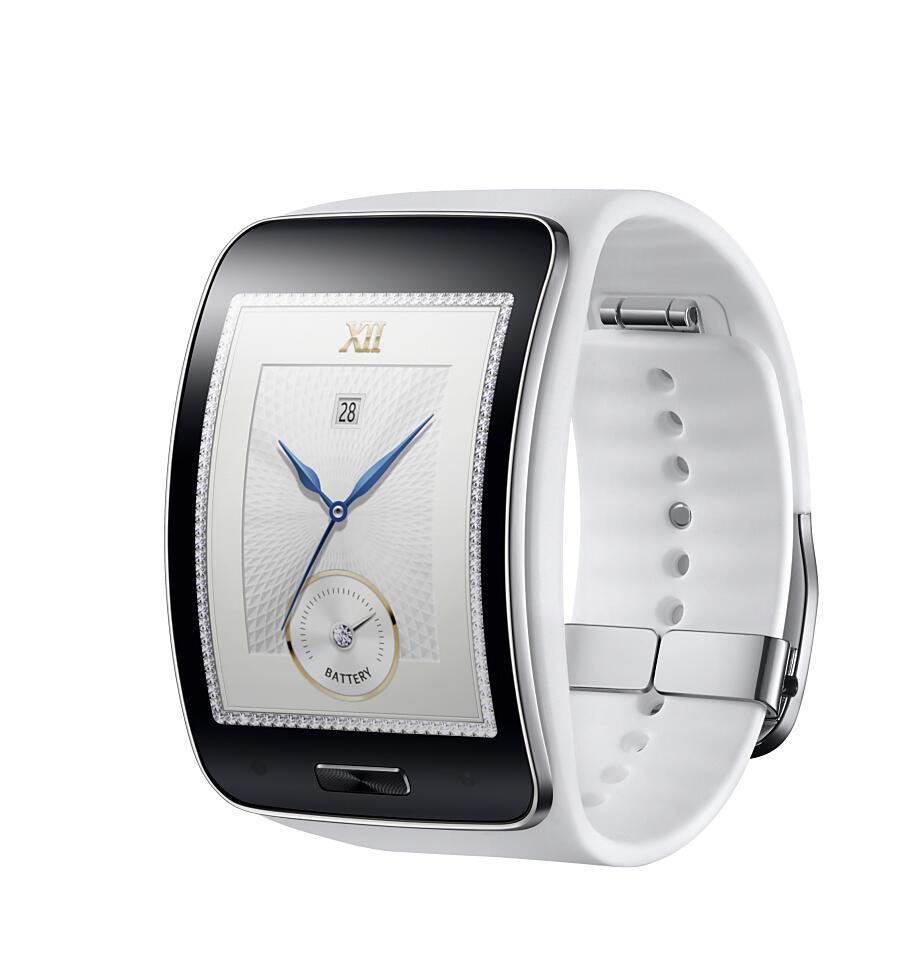 Samsung Gear S Smartwatch Mit 3g Modul Offiziell Vorgestellt
