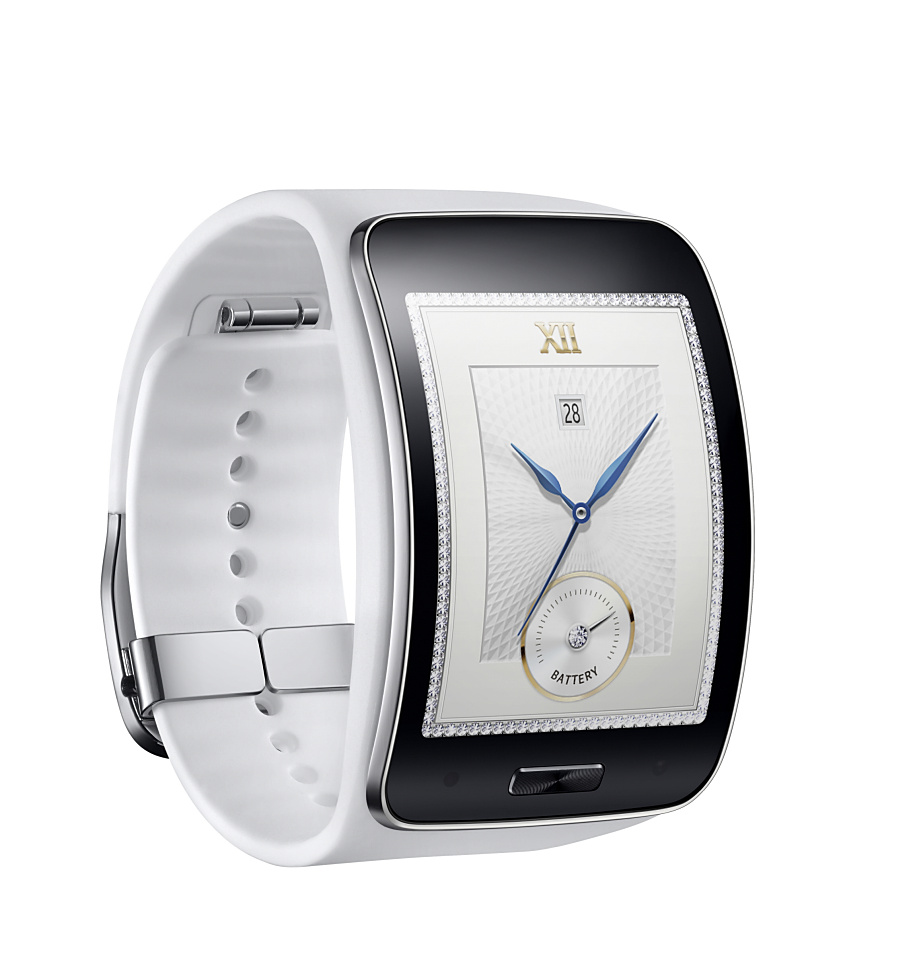 Samsung Gear S_Pure White_3_960
