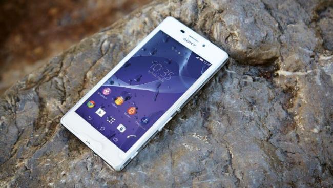 Sony Xperia M2 Aquar Produktbild