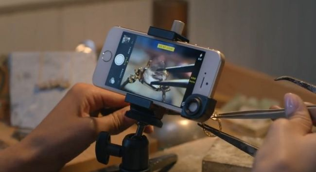 iPhone 5s Werbespot Dreams