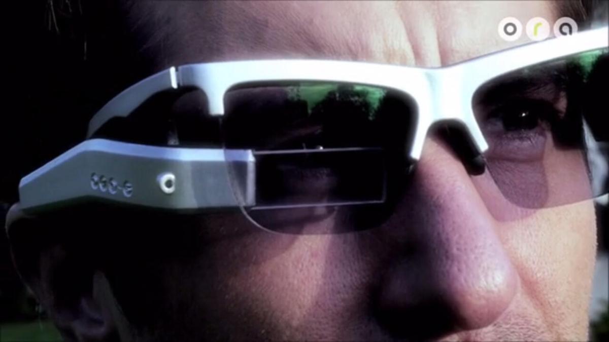 Optinvent ORA: Der Google-Glass-Killer?