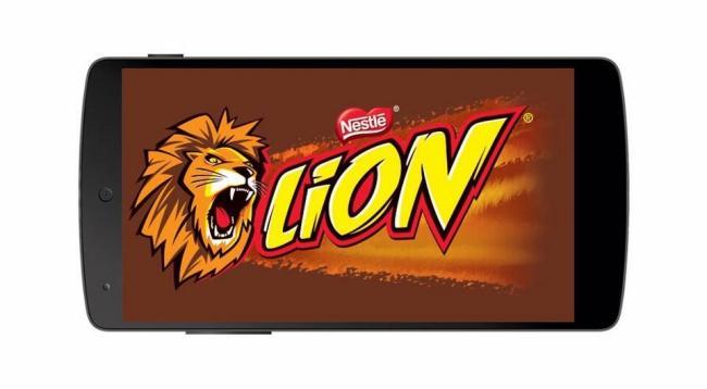 Android Lion Nexus Header