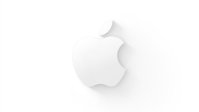 Apple Header