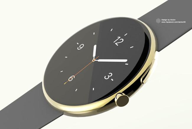 Apple Watch Konzept 02
