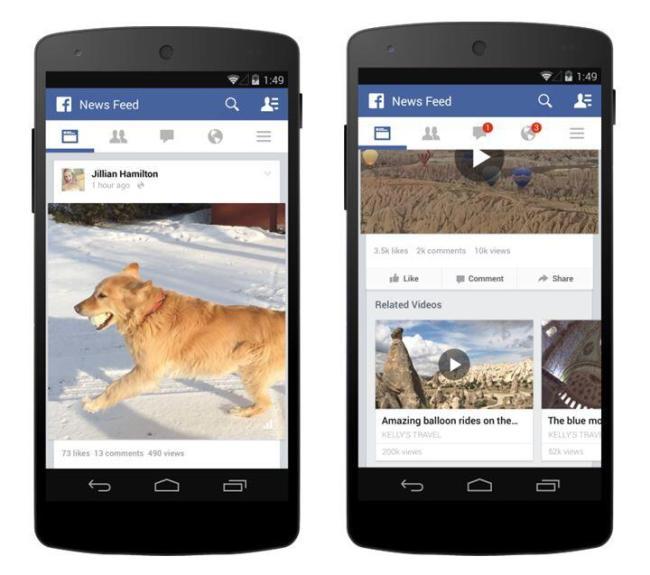 Facebook Video Screenshot