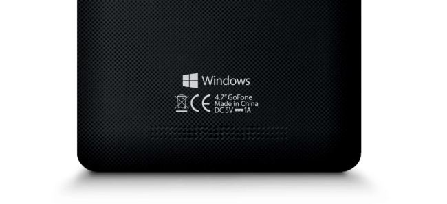 GoPhone Windows Branding