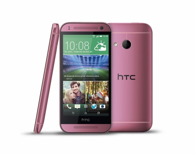 HTC One mini 2 Pink (1)