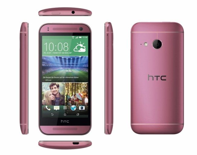 HTC One mini 2 Pink (2)