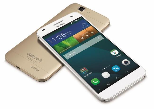 Huawei Ascend G7 Liegend