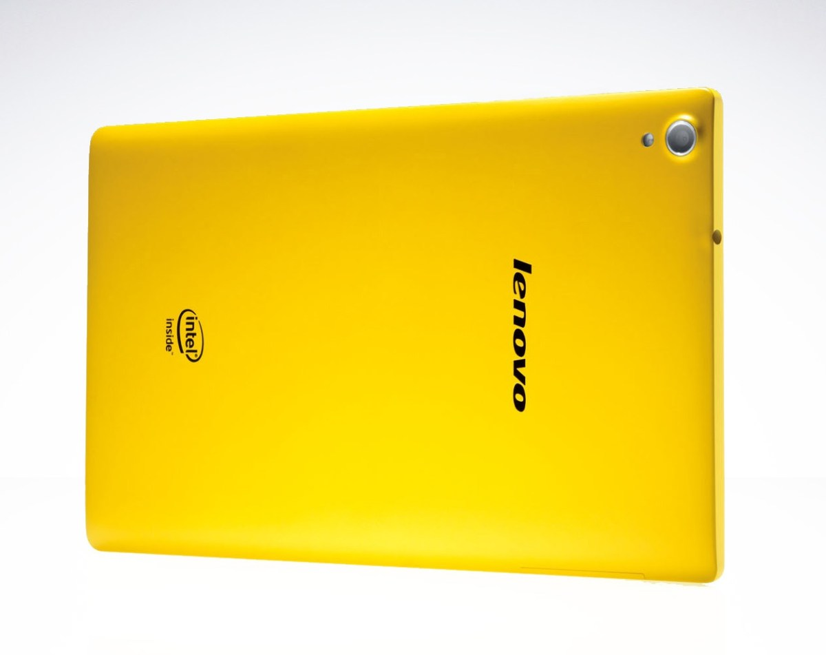 LenovoTABS8_Yellow