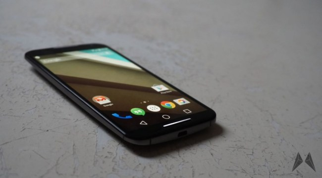 Moto X Android L Header