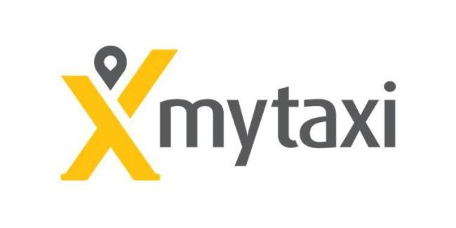 MyTaxi Logo Header