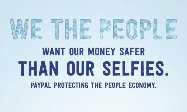 PayPal Werbung Teaser