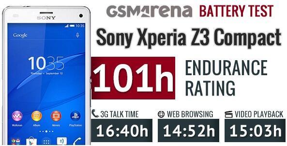 Sony Xperia Z3 Compact GSMArena 01