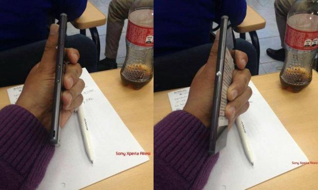 Sony Xperia Z3 IFA Leak