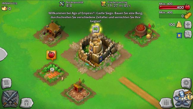 castle siege ingame