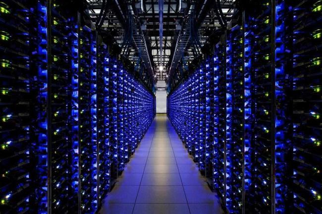 google datenzentrum data center