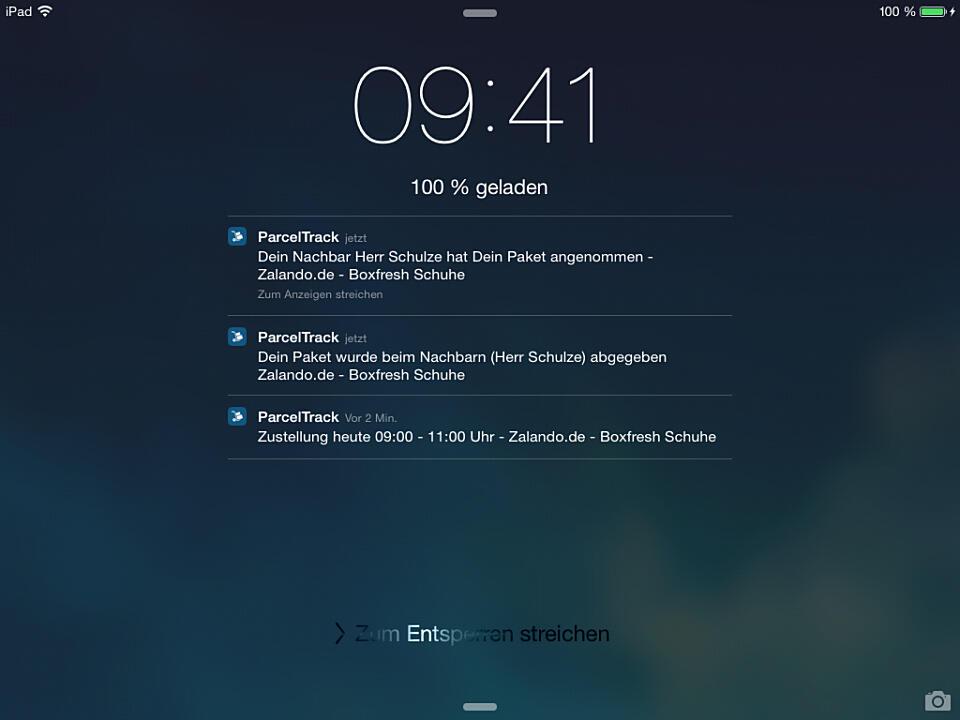 iPad - PushNachrichten_960