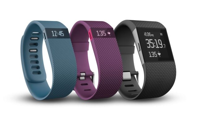 Fitbit Lineup Header