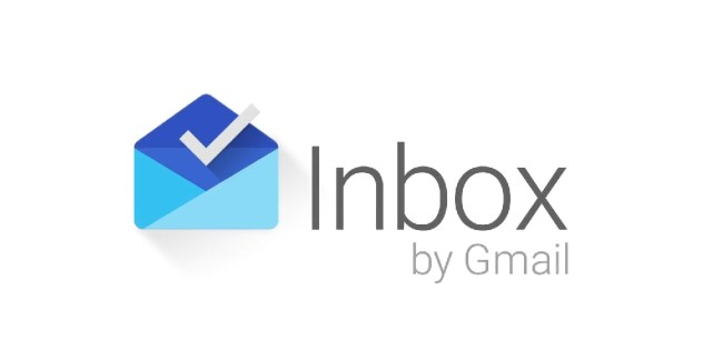 Google Inbox Logo Header