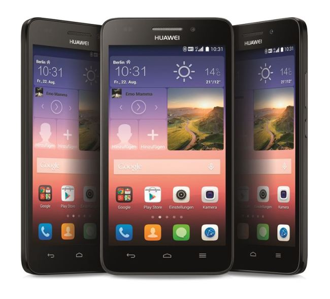 Huaweis Ascend G620s