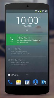 Next Lock Screen Screens (2)