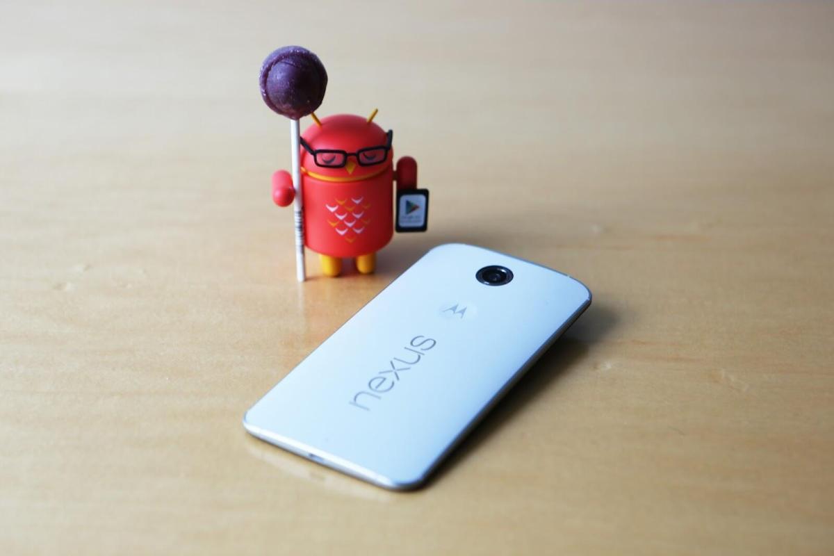 Nexus 6 vs. Galaxy Note 4, Neuerungen von Android 5.0 Lollipop und mehr